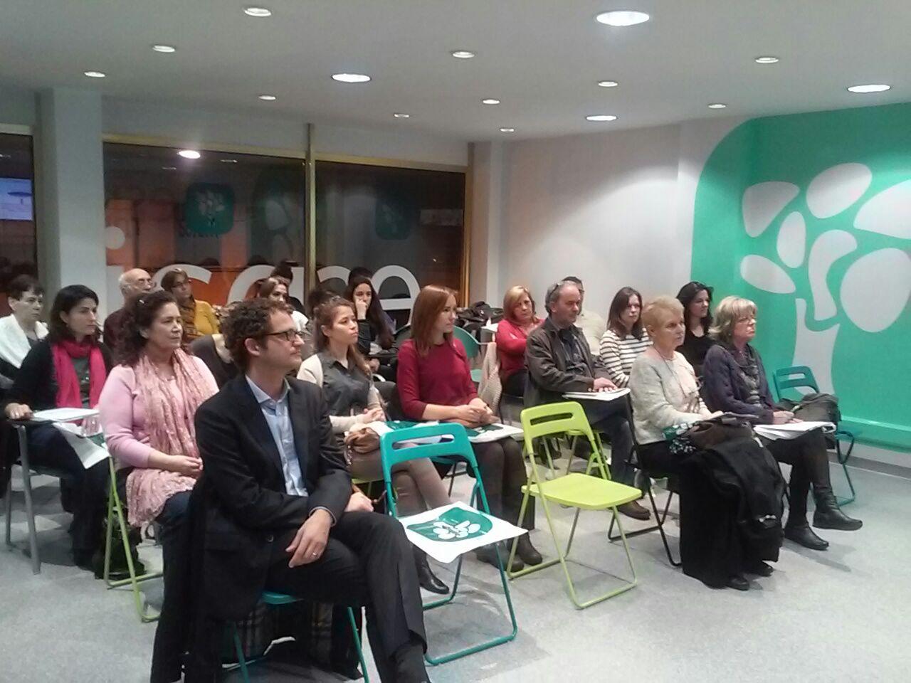 xerrada Girona salut abril15