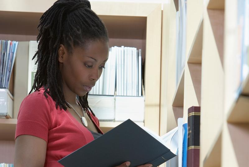 ordenando libros