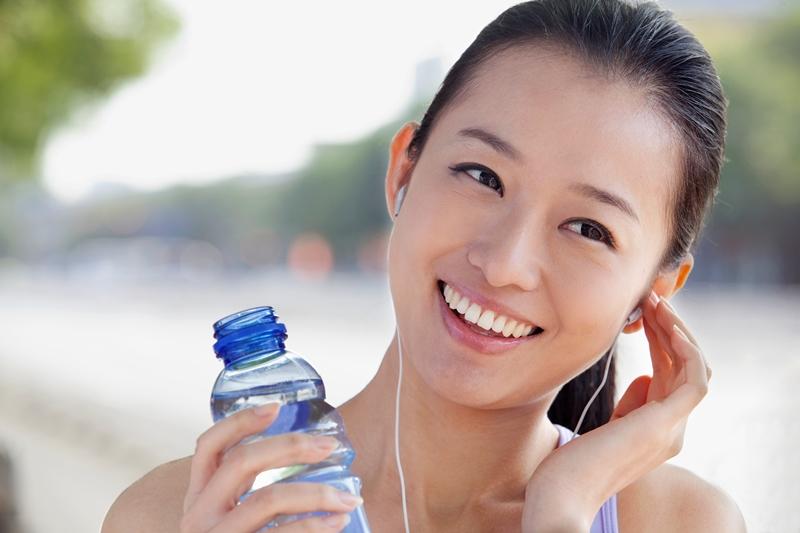 deporte y agua