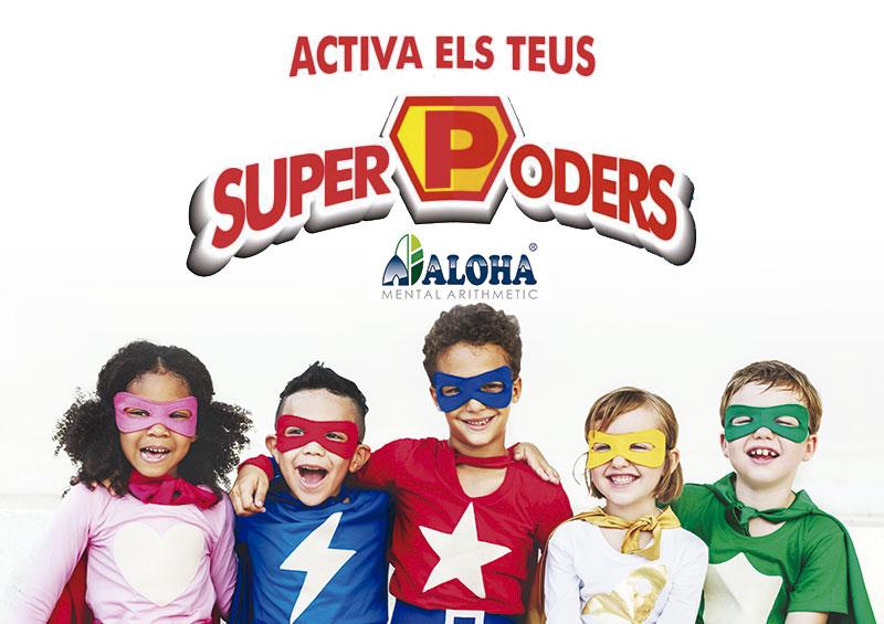 Superpoders ALOHA