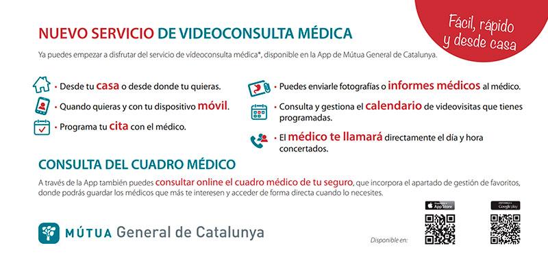 Nuevo servicio de videoconsulta médica