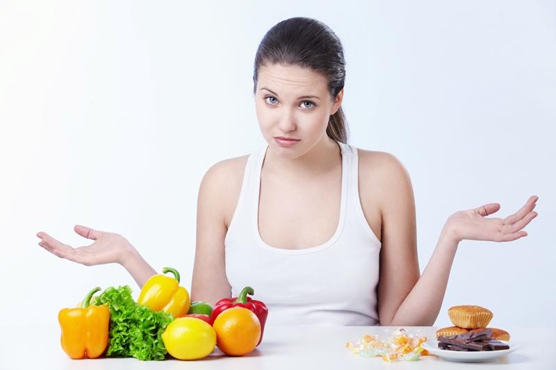 Duda en la dieta