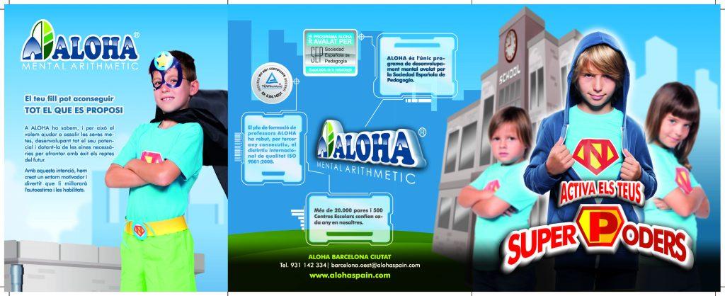 Aloha Mental Arithmetic, la primera extraescolar que obtiene el aval de la Sociedad Española de Pedagogía