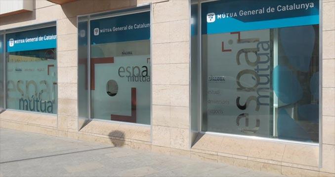Las nuevas oficinas de Blanes y Palamós ya cuentan con el Espai Mútua