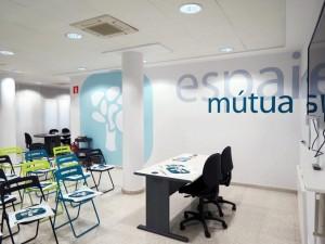 Inaugurat l'Espai Mútua a Sabadell