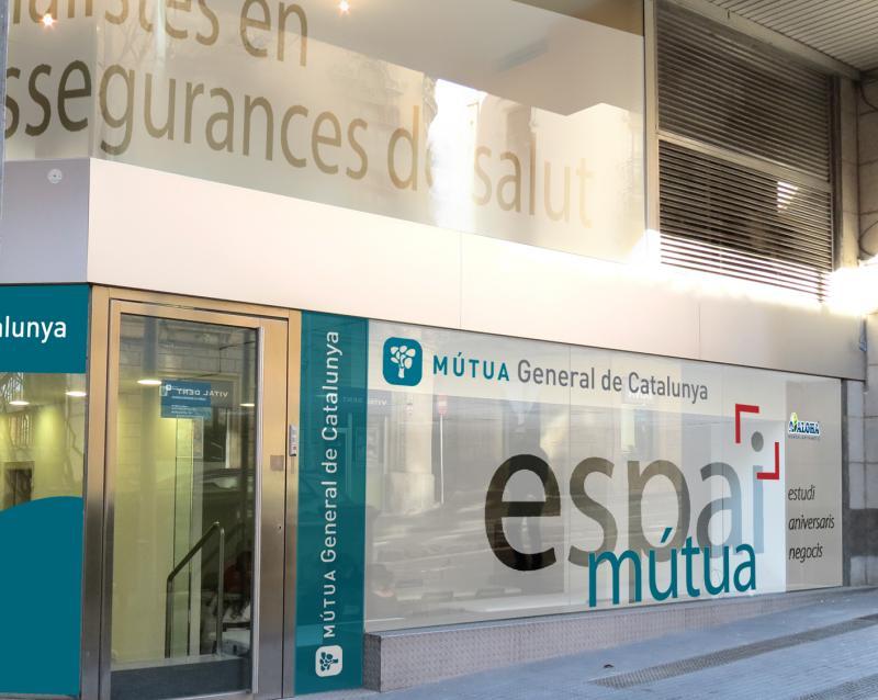 Inaugurados los Espai Mútua en la nueva oficina de Vic