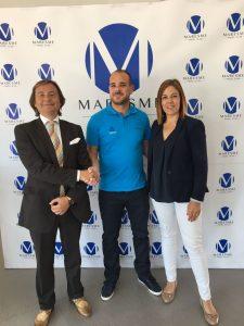 Acuerdo de colaboración con el Maresme Pàdel Club