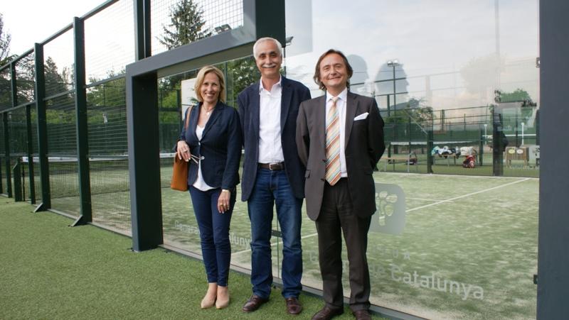 El Club Tennis Vic i Mútua General de Catalunya compartiran sinergies