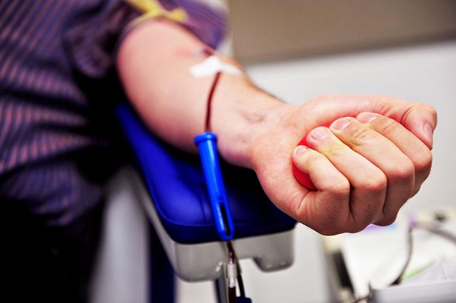 ¿Por qué donar sangre? Día Mundial del Donante de Sangre 2017