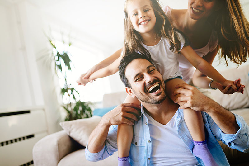 La felicidad y sus beneficios para la salud