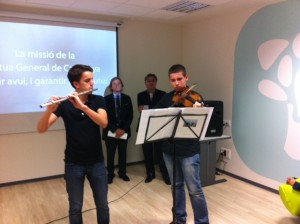 Jornada de puertas abiertas en la oficina de Tarragona