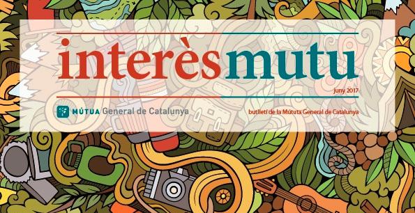 La revista 'Interés Mutuo', disponible online en la oficina virtual