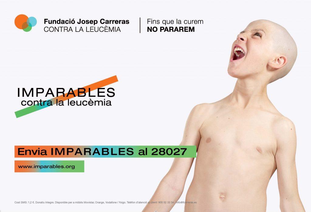 Ajudem la Fundació Josep Carreras en la seva lluita contra la leucèmia!