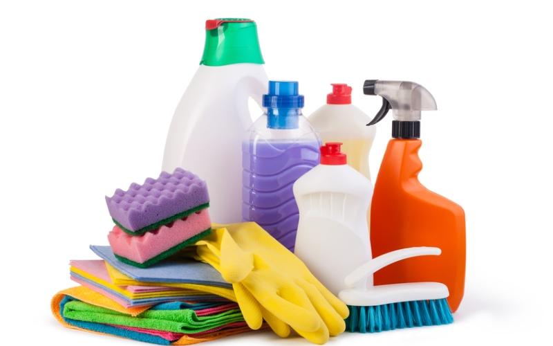 La limpieza diaria tiene riesgos para tu salud