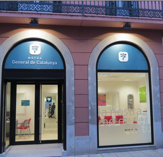 Mútua General de Catalunya estrena oficina en Mataró e incorpora el Espai Mútua