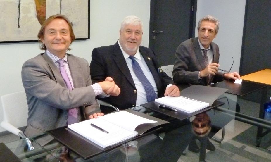 Mútua General de Catalunya firma 10 acuerdos de colaboración en 2016