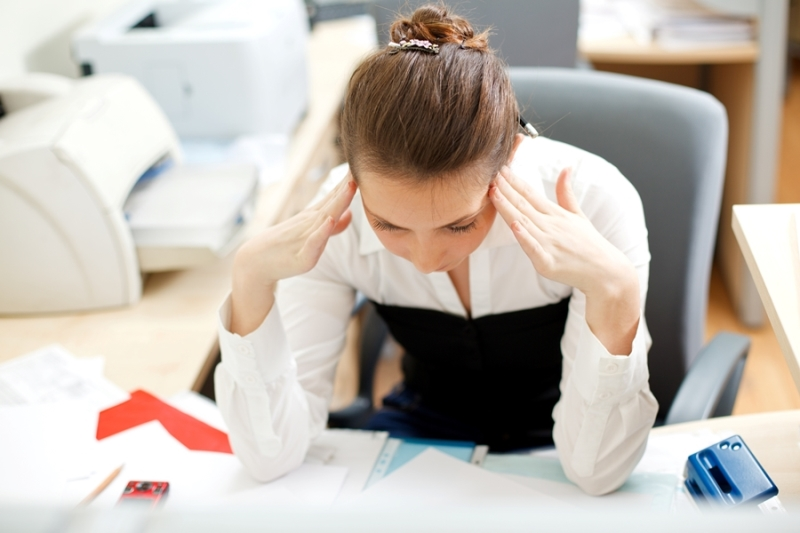 ¿El estrés es un problema más para adelgazar?