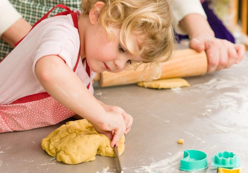 Es bueno que a los niños y a las niñas les guste cocinar