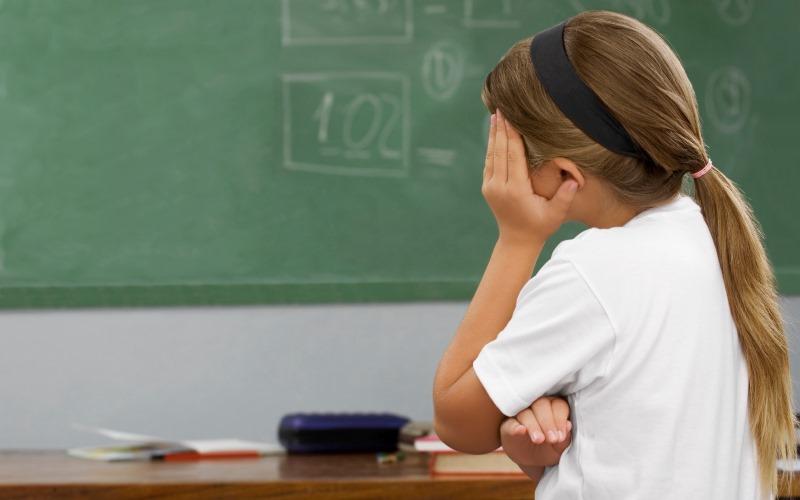 6 indicios de que tu hijo está estresado
