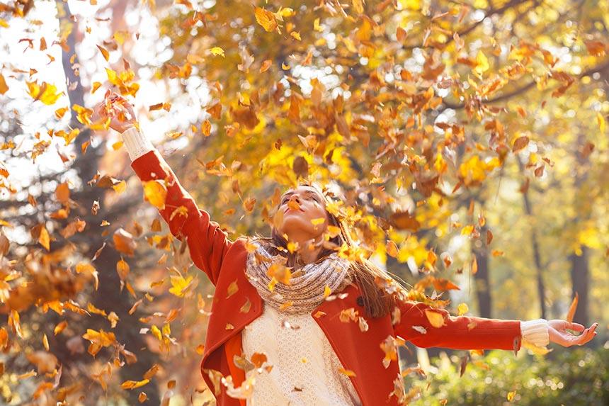 5 consejos para disfrutar con salud del otoño