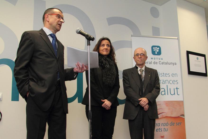 Mútua General de Catalunya abre oficina en Sant Cugat