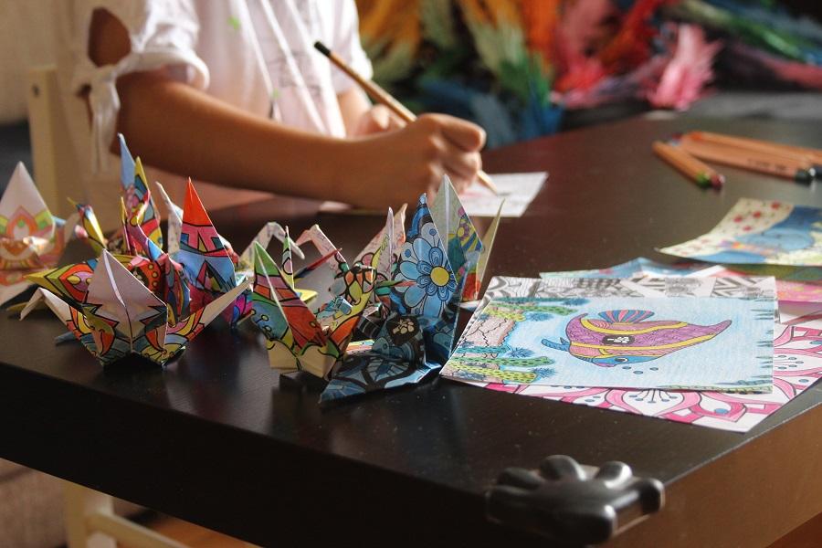 ¡Haz que tu origami sea único y especial!
