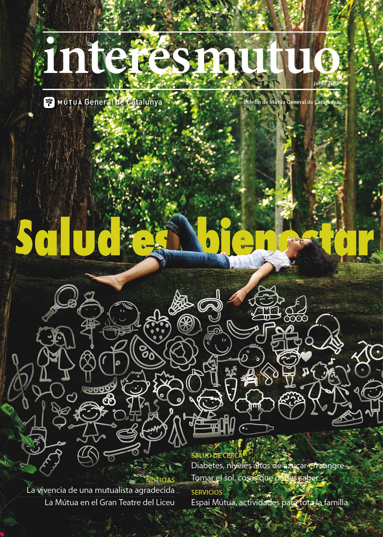 """La revista """"Interés Mutuo"""" de junio disponible en la oficina virtual"""