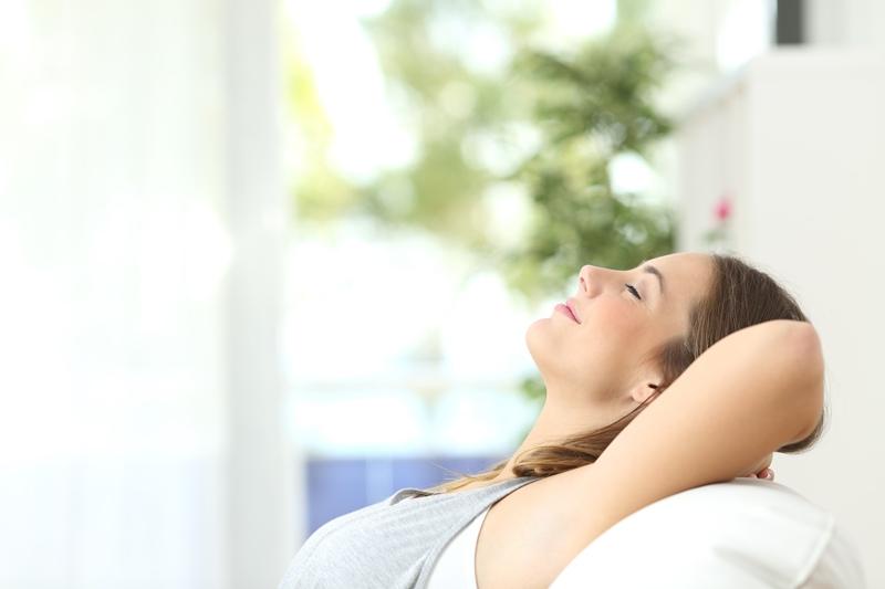 Cómo puede ayudarte la respiración consciente