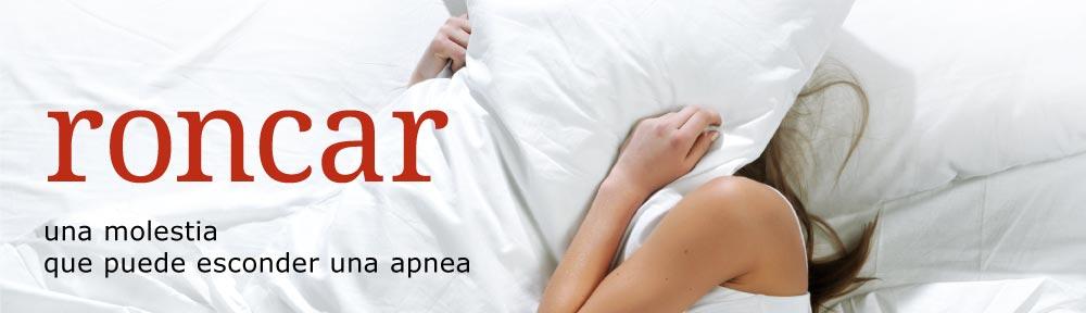 Roncar, una molestia que puede ocultar una apnea del sueño