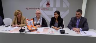 Mútua General de Catalunya contribuye a que Manresa sea una de las ciudades más cardioprotegidas de Cataluña