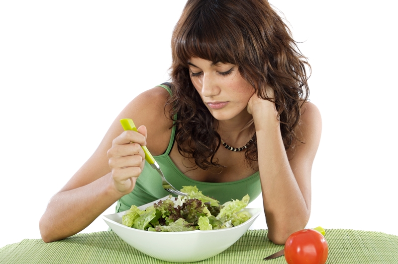 falta de apetito causas
