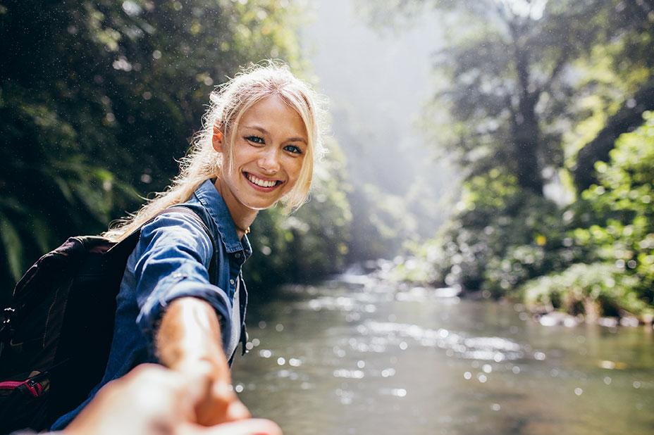 ¿Es verdad que sonreír alarga la vida?
