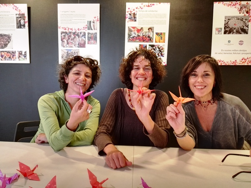 Más de 10.000 personas visitan la exposición «Tiempo de flores, tiempo de solidaridad»