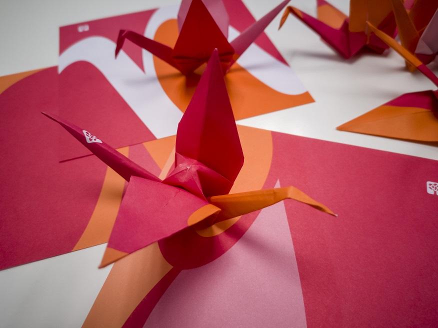 Más de 250.000 origamis solidarios que la Fundación MGC transformará en 50.000 €