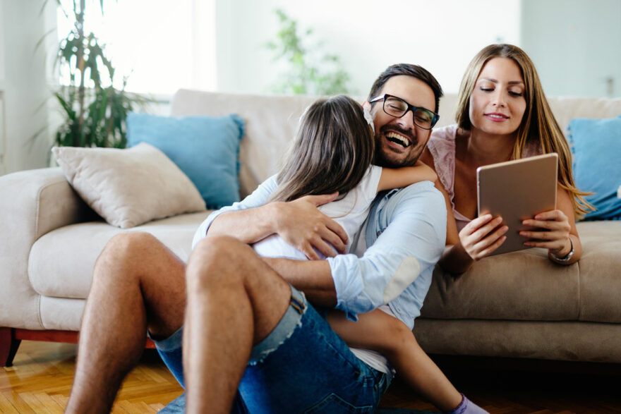 Seguro de salud-familia