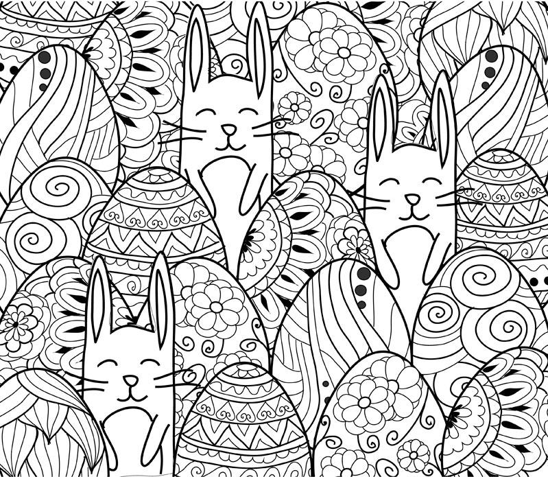 Ideas Pascua en casa