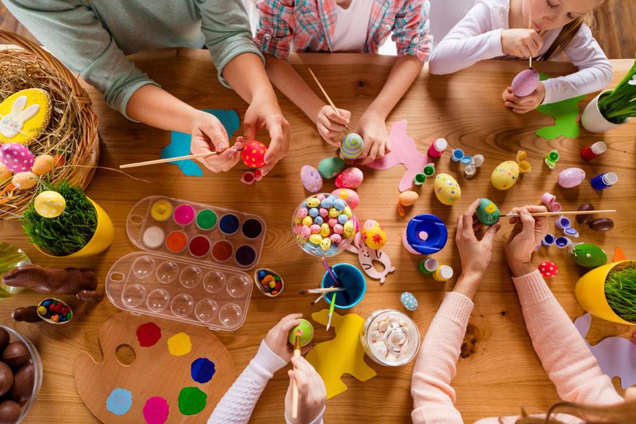 10 ideas para celebrar la Semana Santa en casa