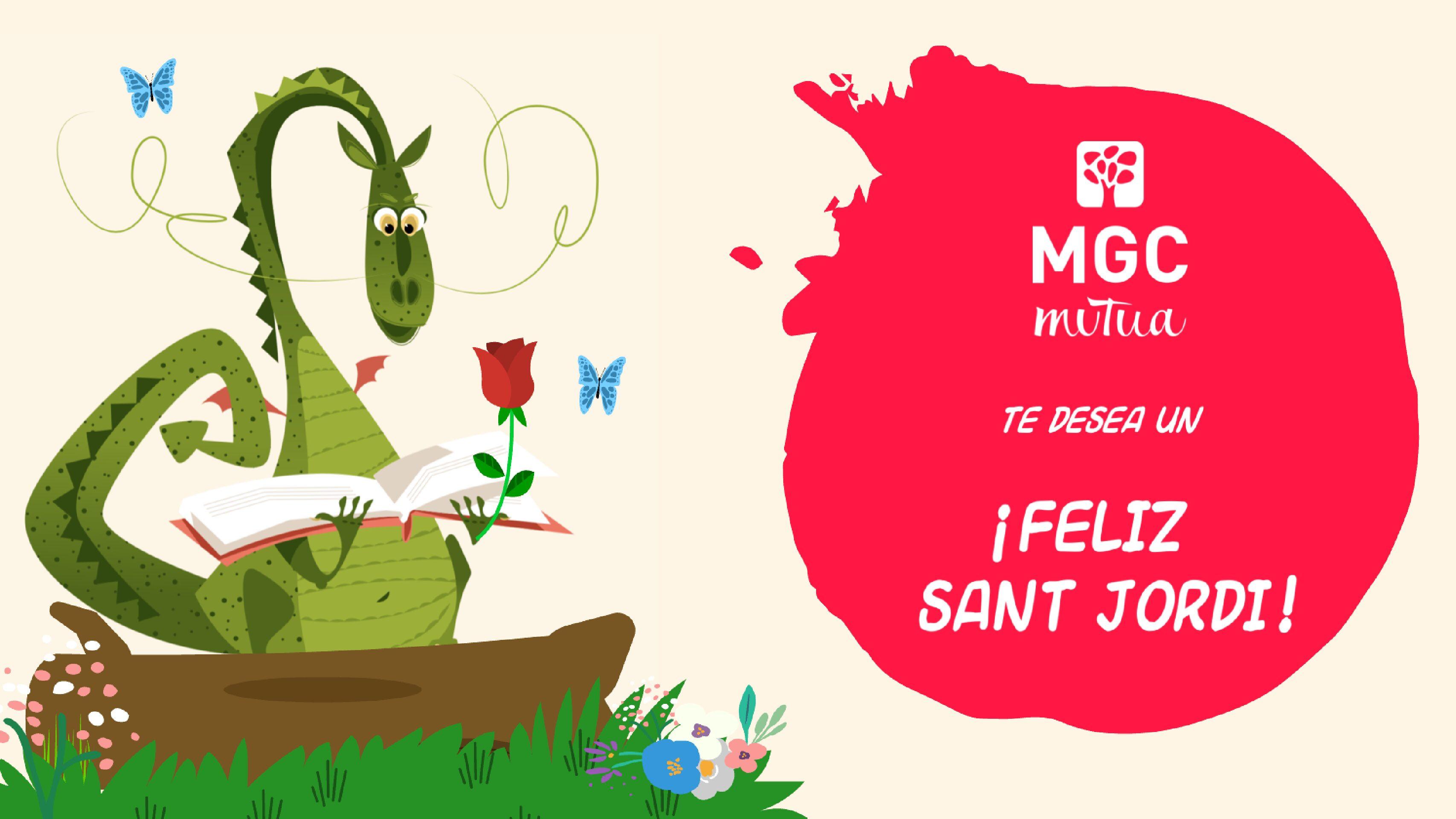 Obras ganadoras del «Concurso Sant Jordi MGC Mutua»