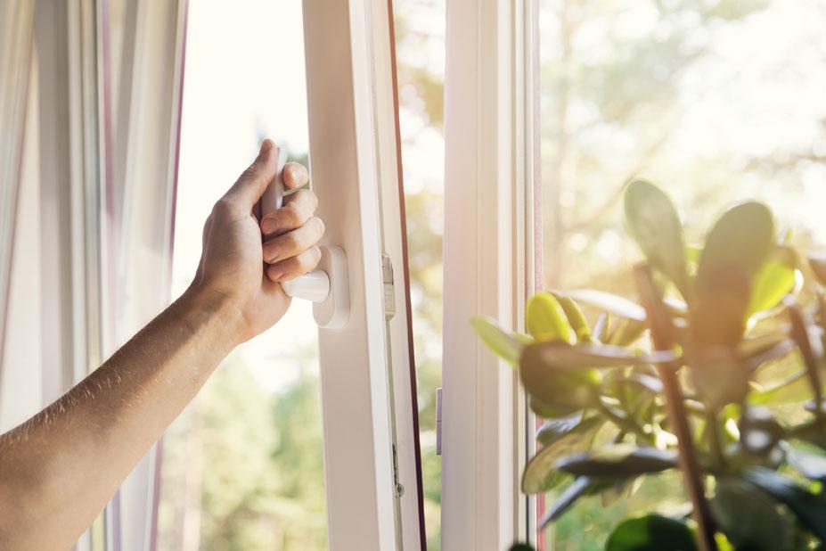La importancia de ventilar el hogar