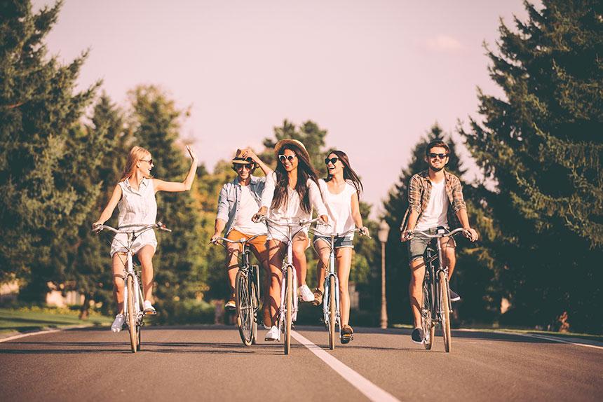 Beneficios de la amistad para la salud