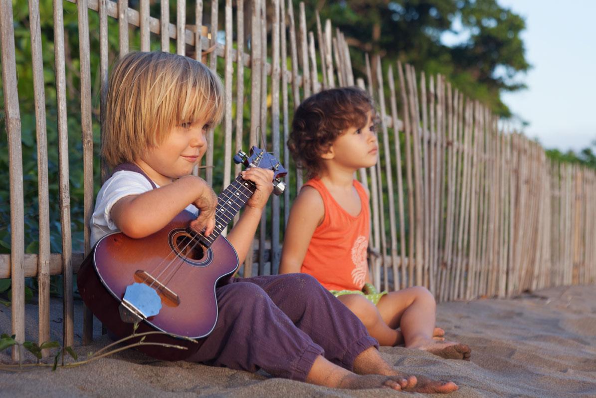 Los niños y las rutinas durante el verano