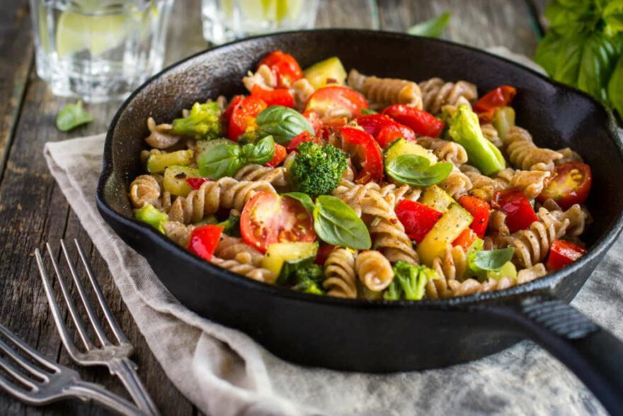 Beneficios de comer pasta